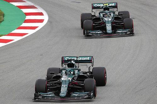 Az Aston és Vettel most annak issza meg a levét, hogy már nem egy Mercedes-klónnal mennek?