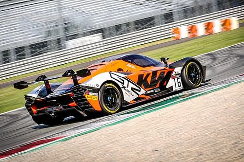 KTM could join DTM this year with Red Bull backing