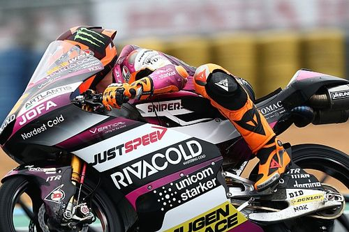 Hasil Kualifikasi Moto3 Prancis: Migno Sabet Pole, Acosta Terseok