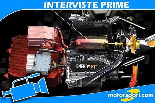 """Simon: """"I motori 2025 saranno V6 ibridi con bio carburanti"""""""