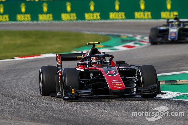 George Russell si riscatta nella Sprint Race di Monza e scappa daccapo in classifica