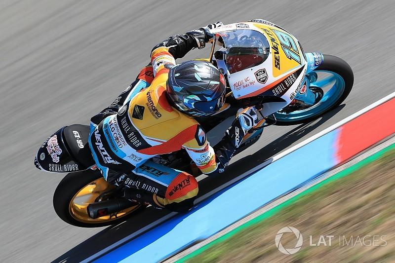 Moto3 Brno: Rodrigo razendsnel in derde vrije training