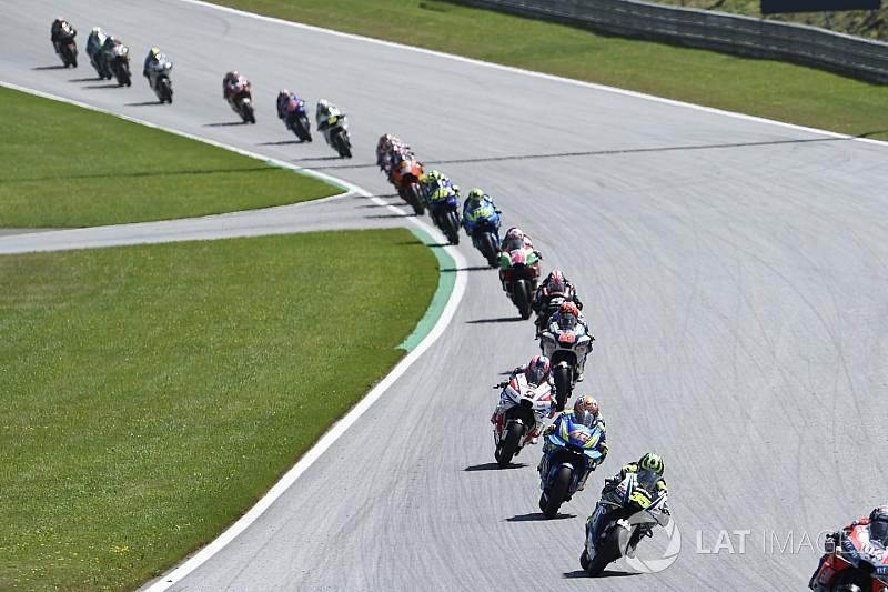 GALERI: Aksi balapan MotoGP Austria