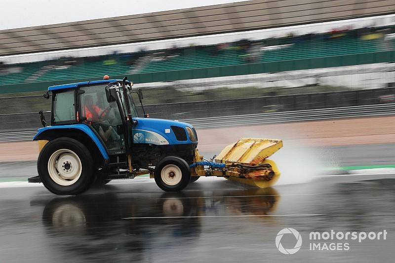 Silverstone volverá a reasfaltar la pista tras el fiasco del pasado año