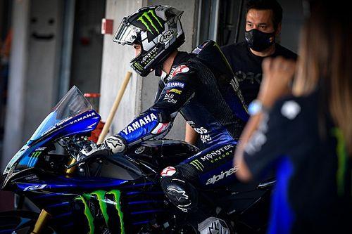 Vinales Perlihatkan Helm Anyar untuk Musim Baru MotoGP