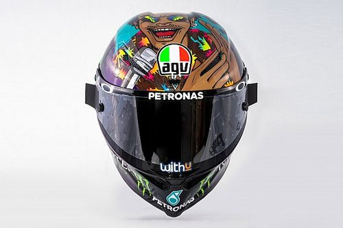 Morbidelli opens up on Spike Lee-inspired Misano helmet message