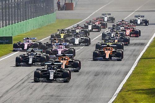 Prowizoryczny kalendarz F1 na sezon 2021