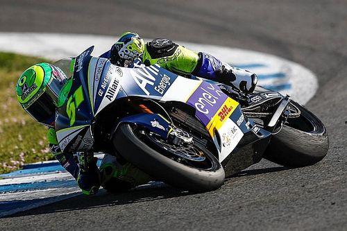 MotoE: Granado larga na quarta posição no GP da Andaluzia