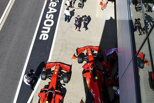 Így lazulnak az F1-es szerelők és mérnökök a rövid szünetben: ők is emberek