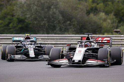 Mercedes souhaite offrir à Grosjean un test d'adieux