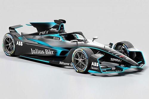 GALERÍA: así es el futuro auto de la Fórmula E, el Gen2 EVO