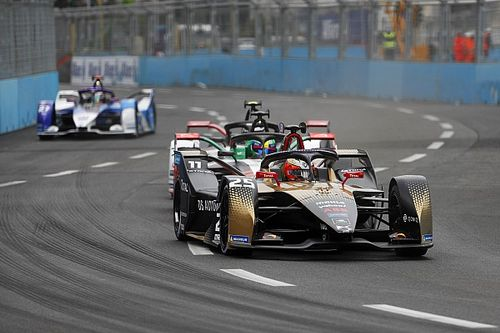 Rome E-Prix: Vergne wins race, heartbreak for di Grassi