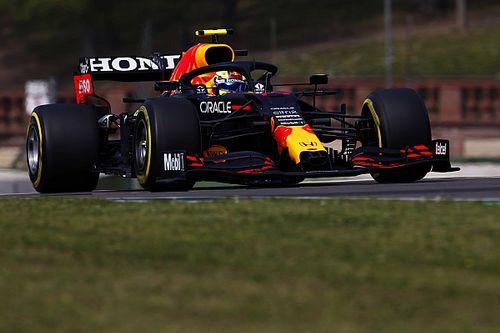 Sergio Pérez: Aún estoy a kilómetros de sacar el 100% del Red Bull
