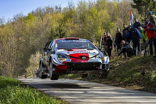 """Ogier """"learning to appreciate"""" stage wins after reaching 600 at Rally Croatia"""