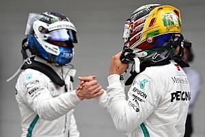 Mercedes: Bottas tıpkı Hamilton gibi