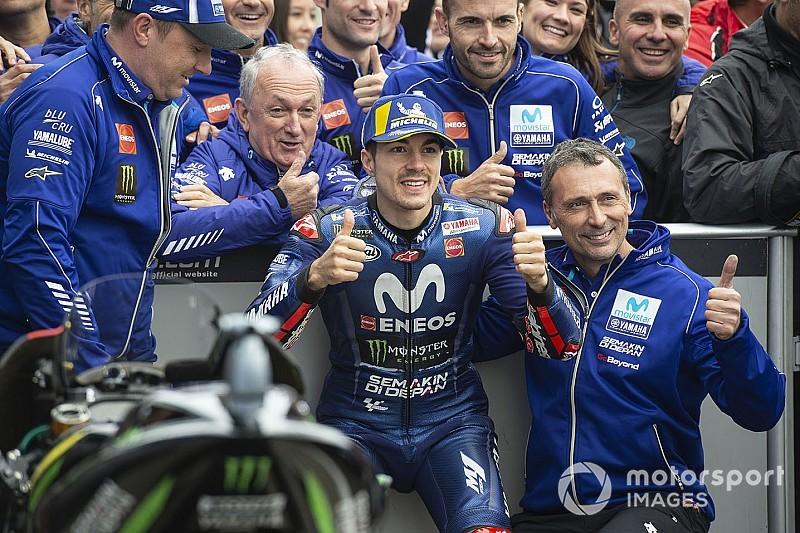 Championnat - Gros coup pour Yamaha ; Crutchlow toujours meilleur indépendant