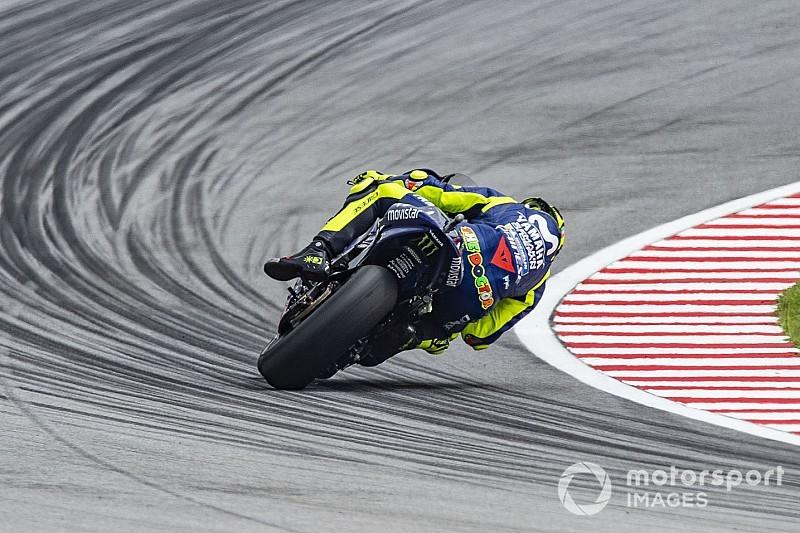 Fotogallery MotoGP: le Qualifiche bagnate del Gran Premio della Malesia 2018 a Sepang