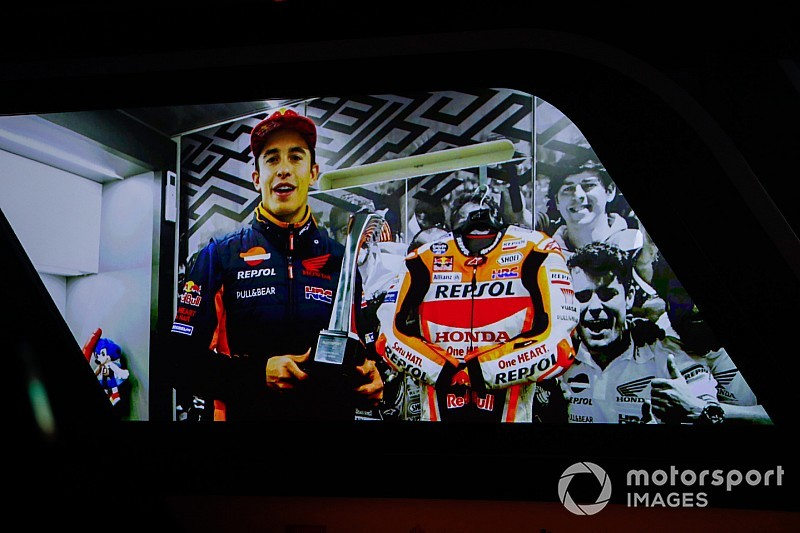 Marquez dianugerahi penghargaan Rider of The Year