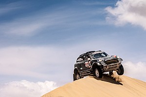 Roma: Lack of team support undermined Dakar bid
