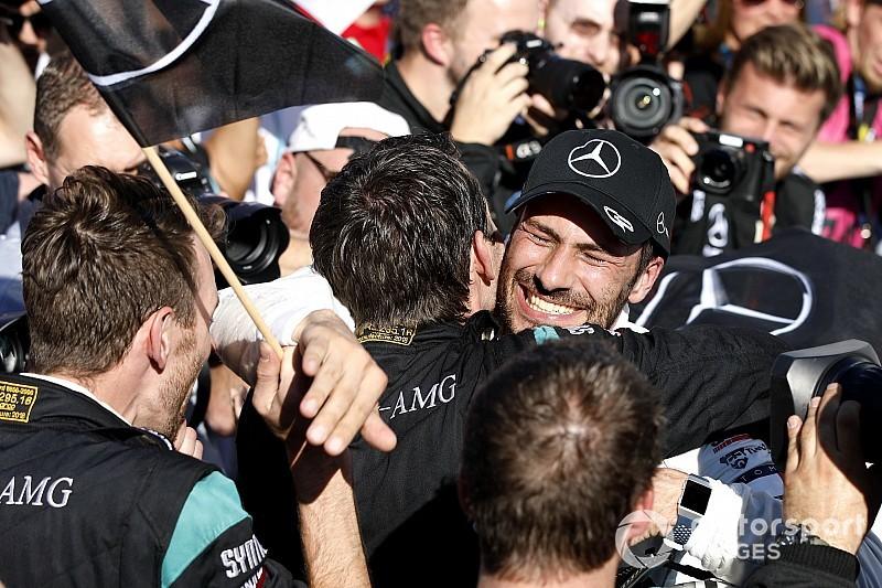 Gary Paffett: DTM-Ausstieg stand mit Mercedes-Bekanntgabe fest
