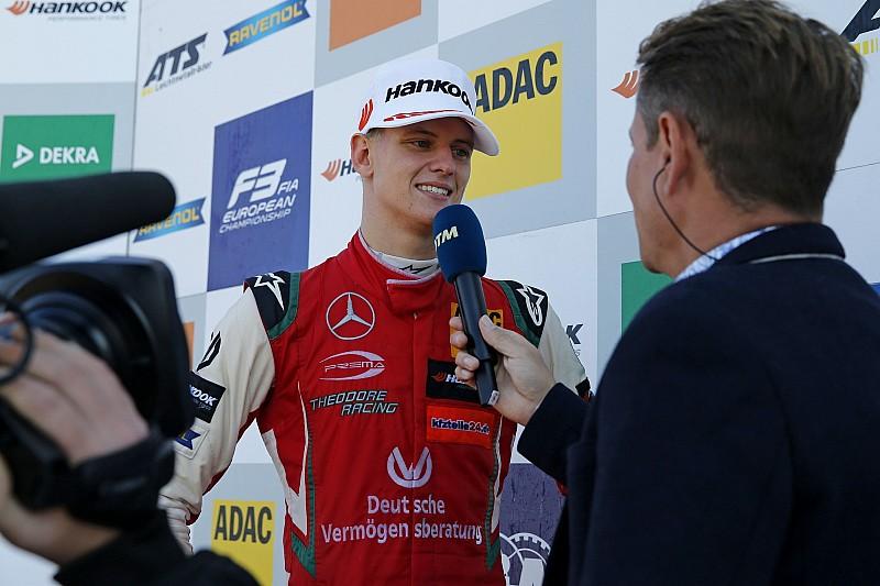 Wolff elogia Mick Schumacher: