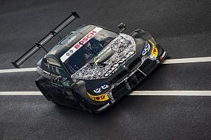 BMW zet Catsburg in tijdens DTM-rookietest