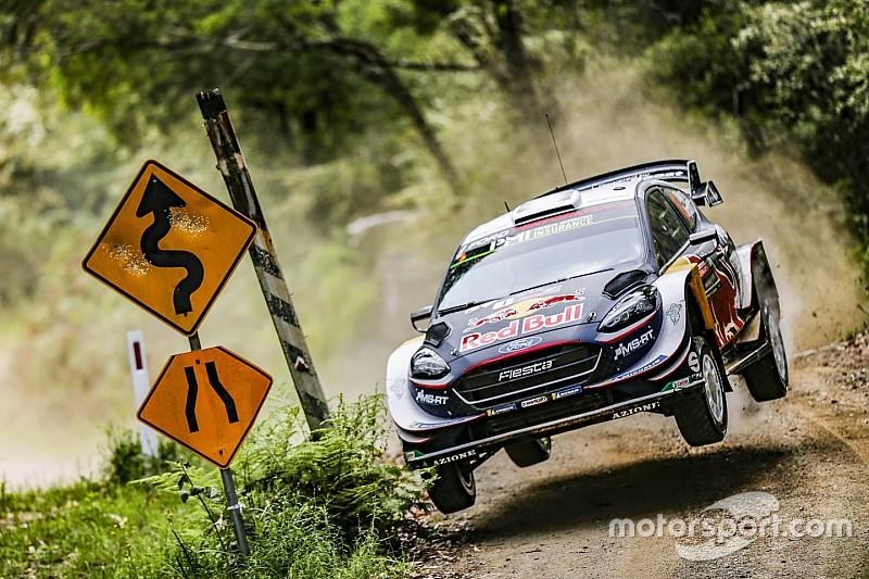 Ogier seals WRC title as Tanak crashes out