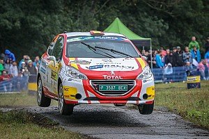 Efrén Llarena confermato dal Rally Team Spain per l'ERC3 Junior