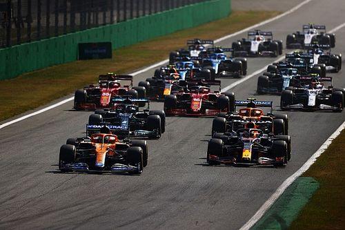 """La F1 no piensa """"en absoluto"""" celebrar carreras al sprint en cada GP"""