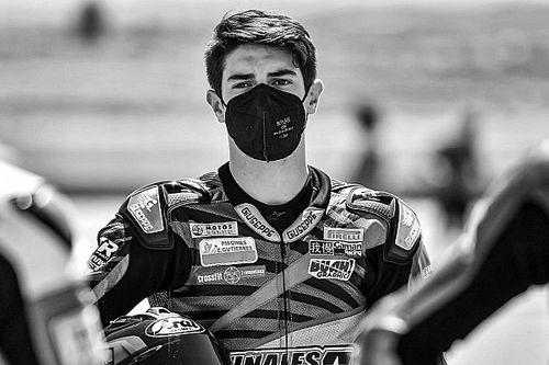 Trágico accidente en Jerez se cobra la vida del piloto Dean Berta Viñales
