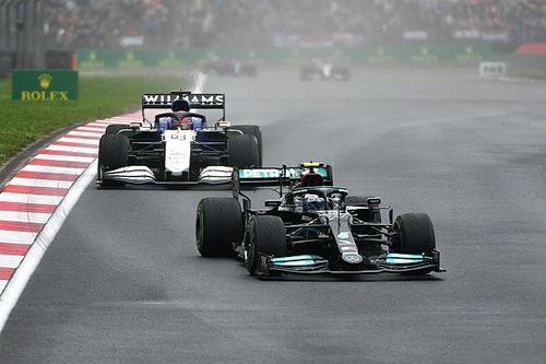 В Williams опровергли улучшение моторов Mercedes