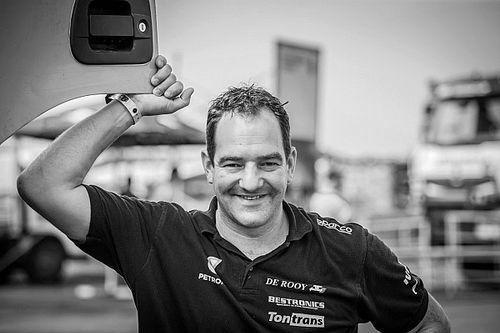 Dakar-coureur Ton van Genugten overleden na bedrijfsongeval