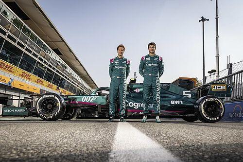 Aston Martin F1 confirma a Vettel y Stroll como pilotos para2022