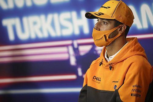 """Ricciardo se siente """"en paz"""" con no ser campeón de F1"""