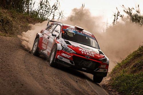ERC: Sordo balza al comando dell'Azores Rallye dopo la Tappa 1