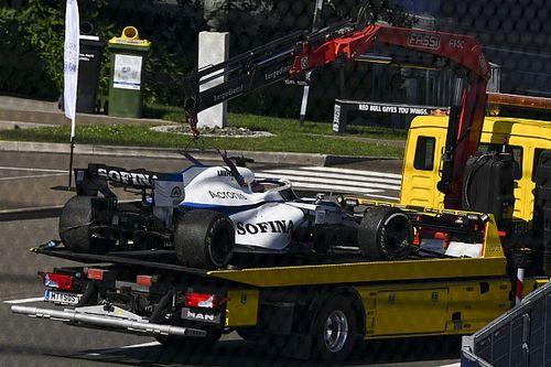 Russell doit déjà changer de moteur Mercedes