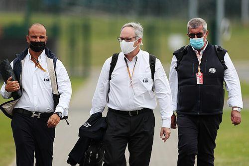 Macaristan GP'de pilot hakem Liuzzi olacak
