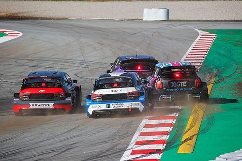 WRX odwiedzi Nurburgring później