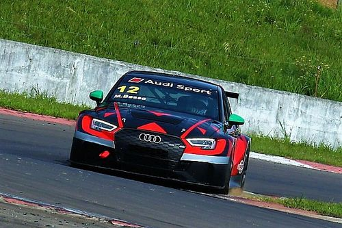 Em teste de desenvolvimento, Audi do TCR South America impressiona com marcas entre Stock Car e Light