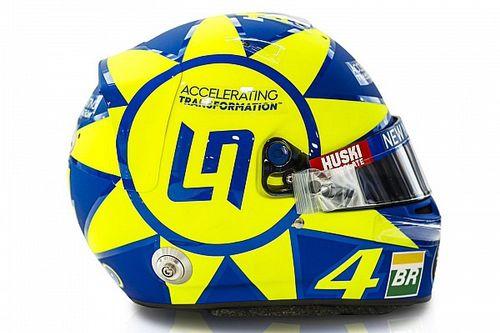 Norris to run Rossi tribute helmet at Monza