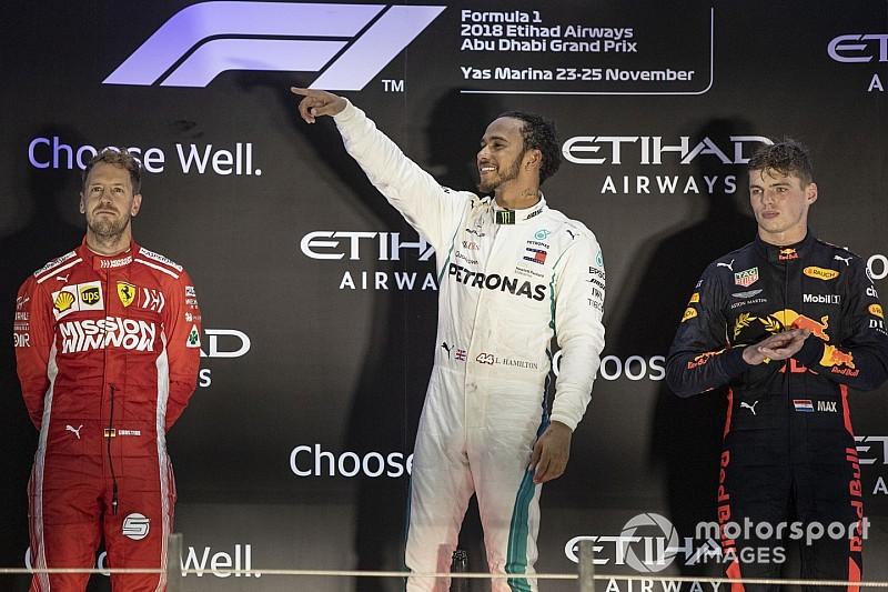 Hamilton et Vettel attendent Verstappen au rendez-vous en 2019