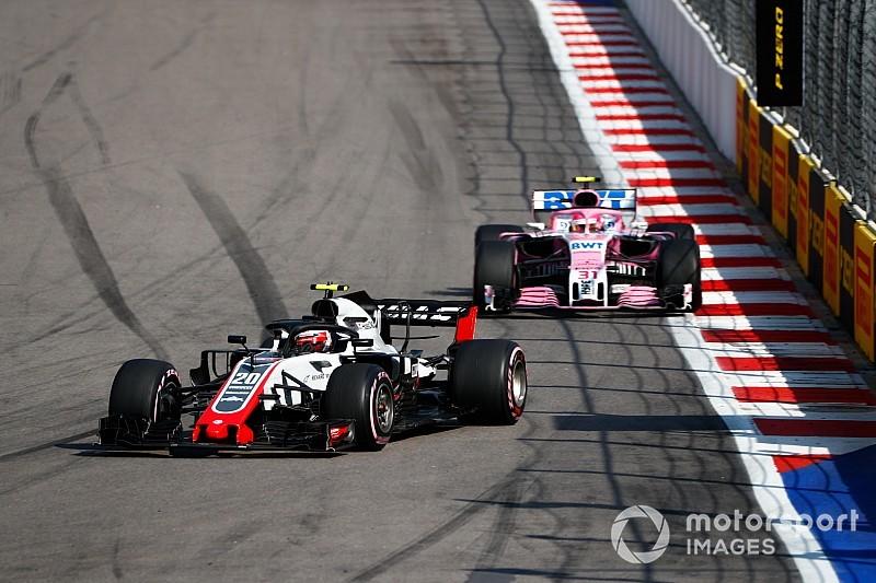 «Значна кількість доказів» затримала рішення по справі Haas і Force India