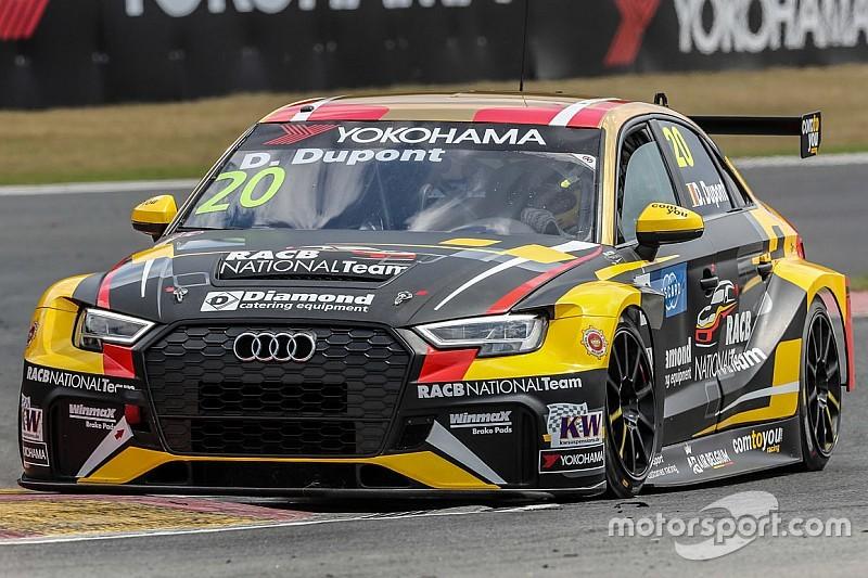 Dupont continua con RACB e Comtoyou nel TCR Europe assieme a Magnus