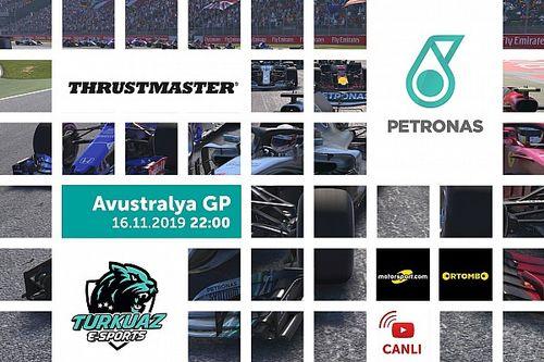 Petronas F1 2018 Türkiye Şampiyonası - Avustralya GP