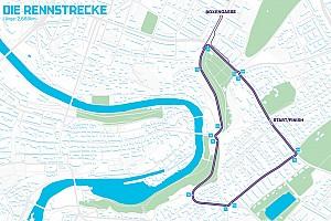L'ePrix de Suisse a dévoilé son tracé ultrarapide de Berne