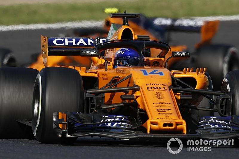 La experiencia en WEC e Indy ayudó a Alonso a acabar 21-0 en clasificación