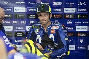 Valentino Rossi erklärt Sepang-Sturz: Seltsam, aber mein Fehler