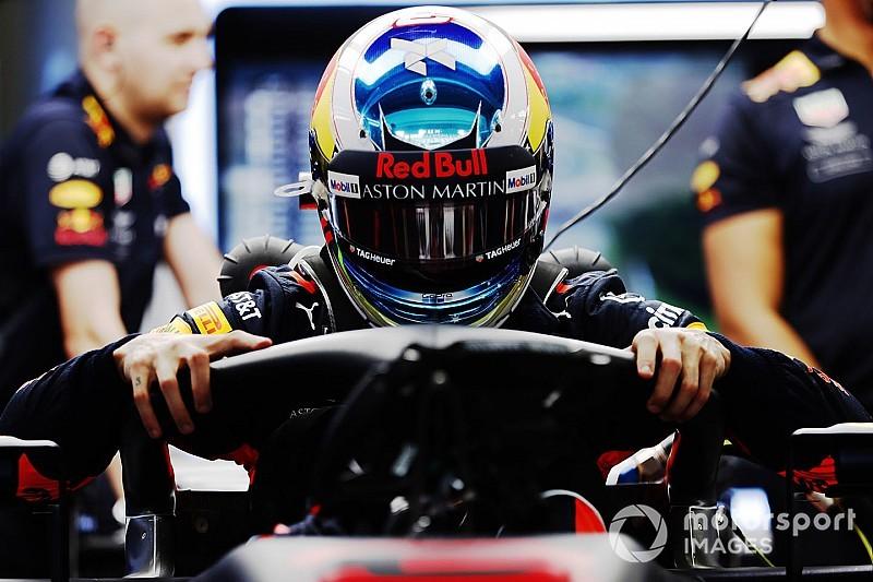 Ricciardo: Red Bull'dan ayrılmadan önce bir podyum daha istiyorum