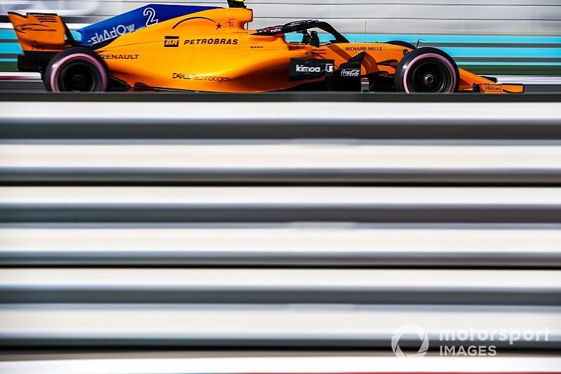 McLaren no ve un patrocinio principal como esencial para la supervivencia
