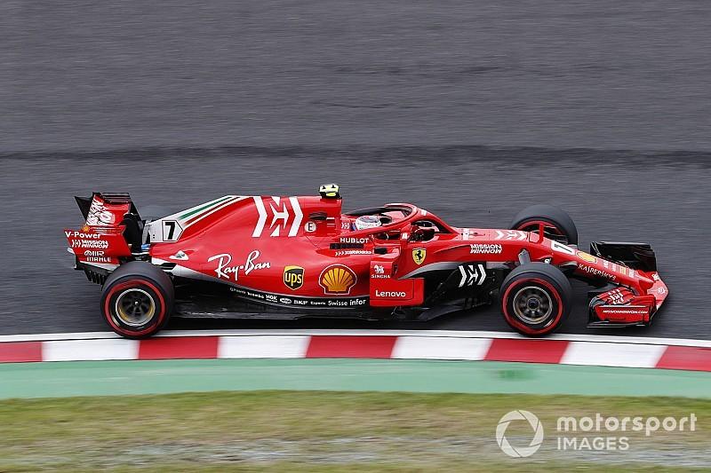 Pneus: sélections similaires entre Mercedes et Ferrari à Austin